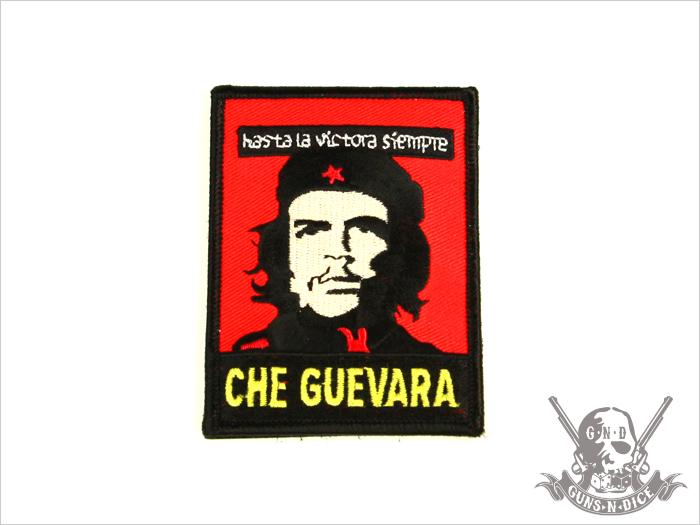 ミリタリーパッチ(ワッペン)「チェゲバラ 革命家」