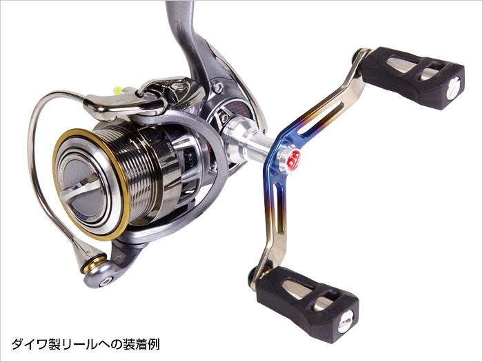 GATLING-D TITAN ライトJEWEL(ダイワ・スピニング用)