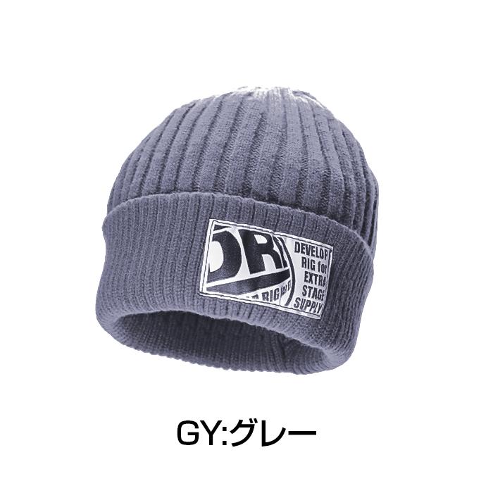 DRESS ニット帽ワッチキャップ KNIT WATCH CAP