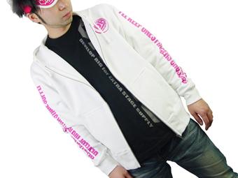 Web限定色 DRESSパーカー