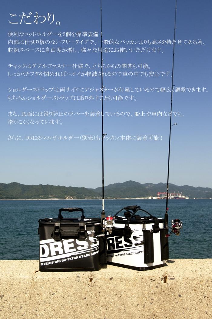 DRESS オリジナル バッカン